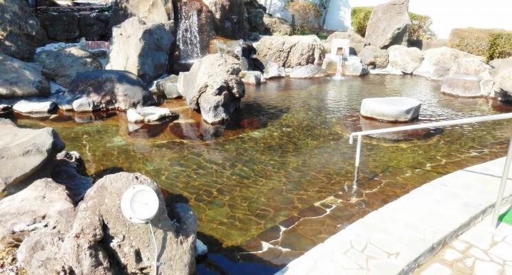 矢板市城の湯キャンプ場