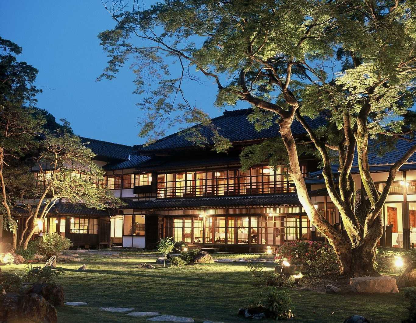 【和の美食好きおすすめ】温泉付グランピング・有形文化財の豪農の屋敷で楽しむ豪華和会席プラン 画像