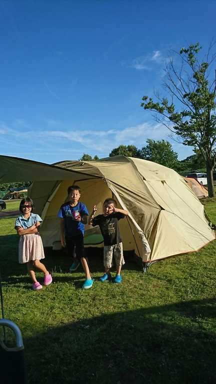 鈴鹿サーキット ファミリーキャンプ の写真p