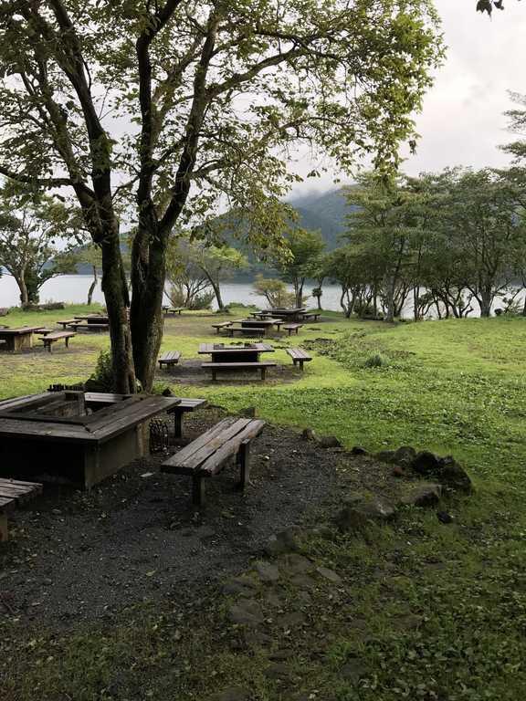 芦ノ湖キャンプ村 レイクサイドヴィラ の写真p