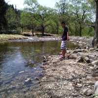 奇麗な川!