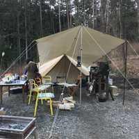 素敵なテント!