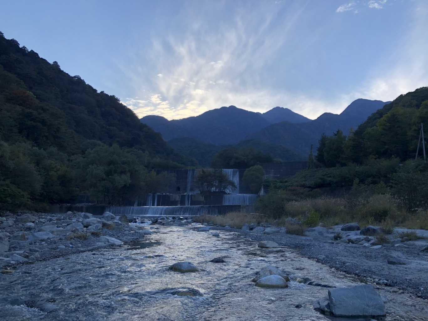 篠沢大滝キャンプ場 の写真p
