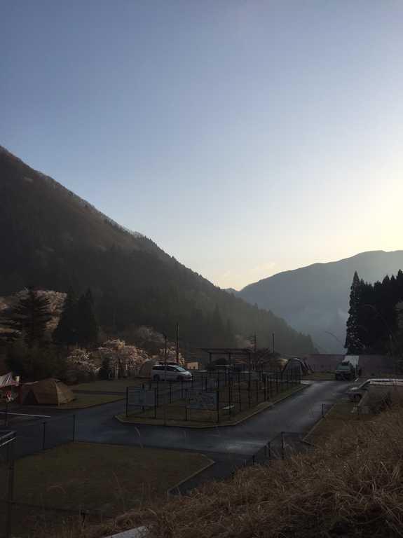 波賀不動滝公園 楓香荘 の写真p