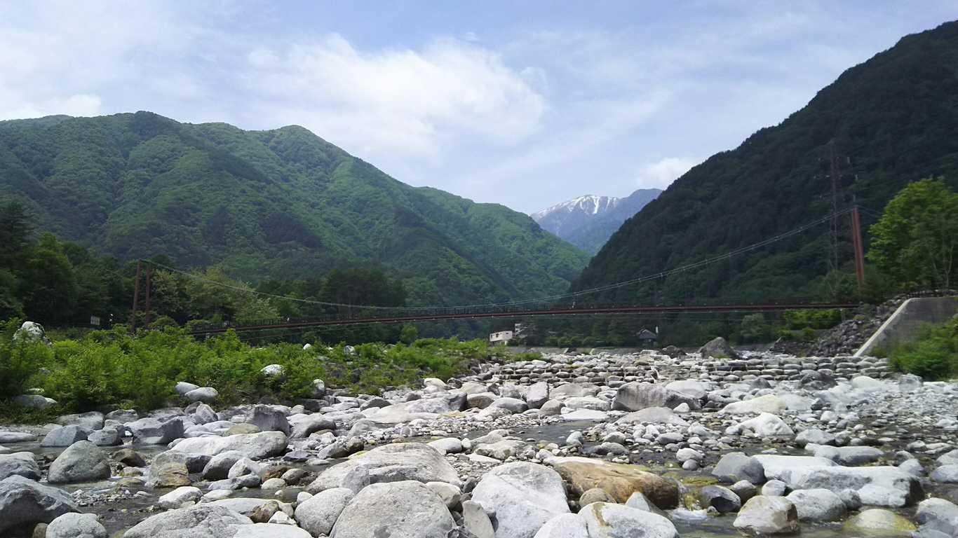 小黒川渓谷キャンプ場 の写真p