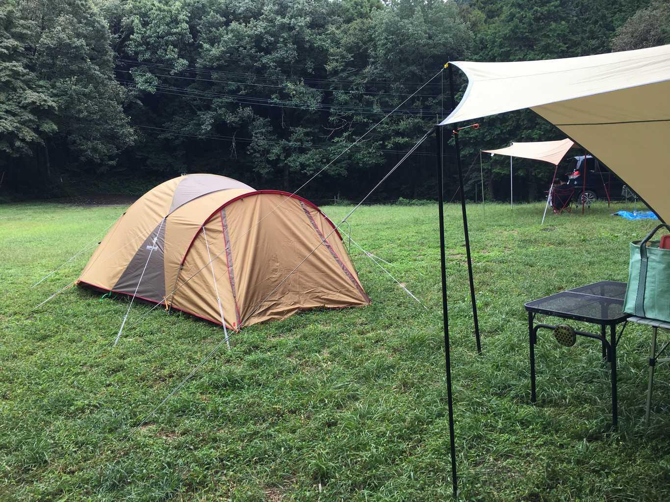 月川荘キャンプ場 の写真p
