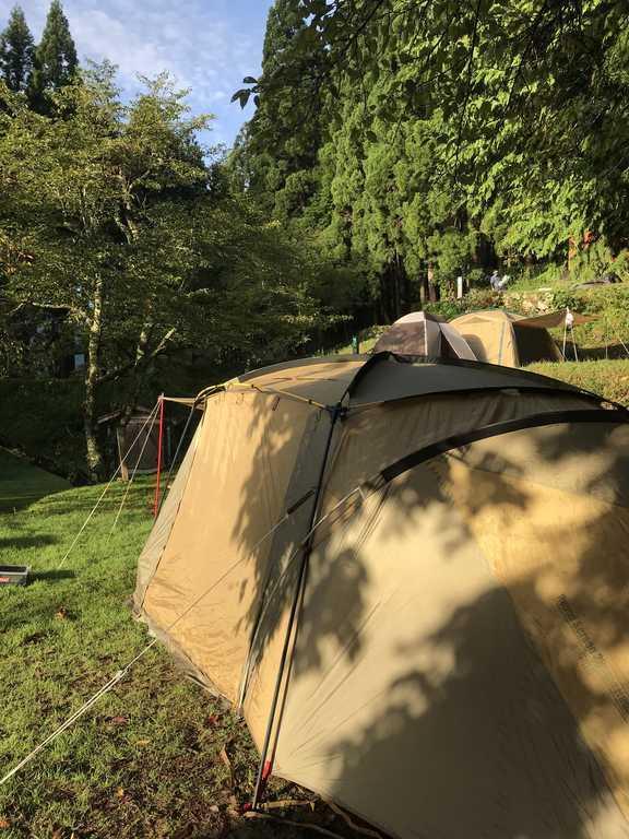 天滝公園キャンプ場 の写真p