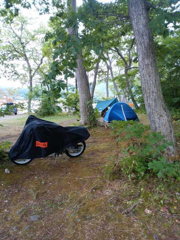 十和田市営宇樽部キャンプ場 の写真p