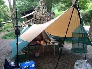 ほうれん坊の森キャンプ場 の写真p