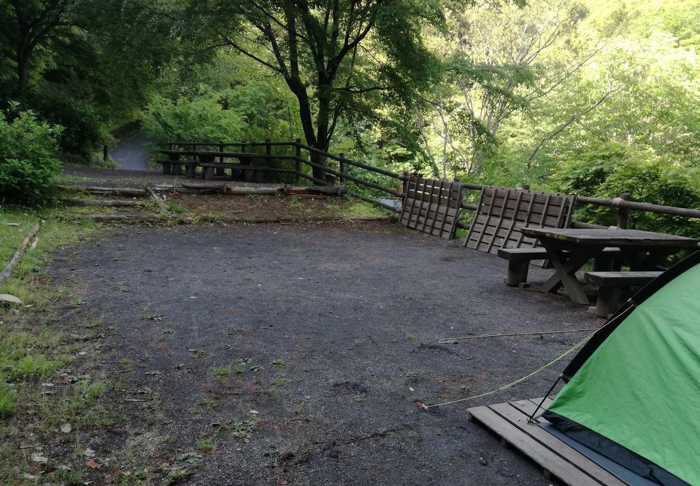 山のふるさと村キャンプ場 の写真p