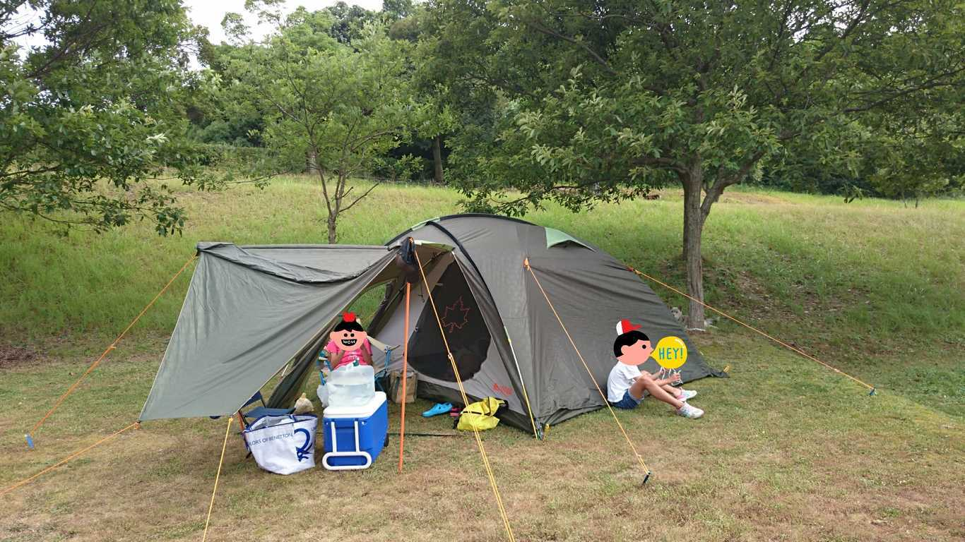 菰沢公園オートキャンプ場 の写真p