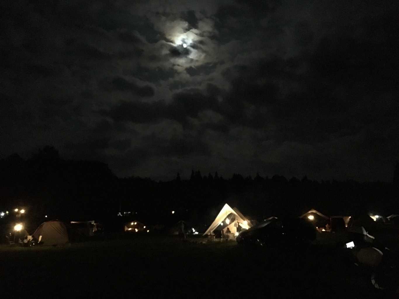 長野県信濃町 やすらぎの森オートキャンプ場 の写真p