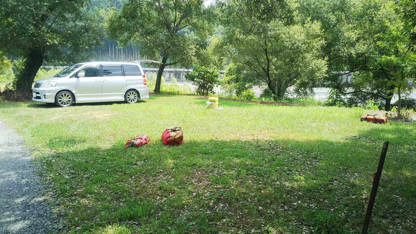 明野キャンプ場 の写真p