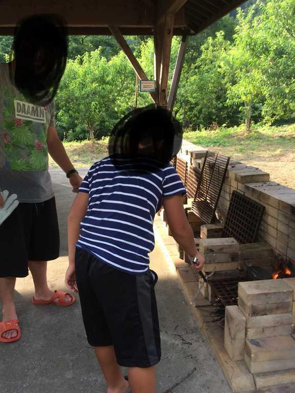 和泉前坂家族旅行村 前坂キャンプ場 の写真p