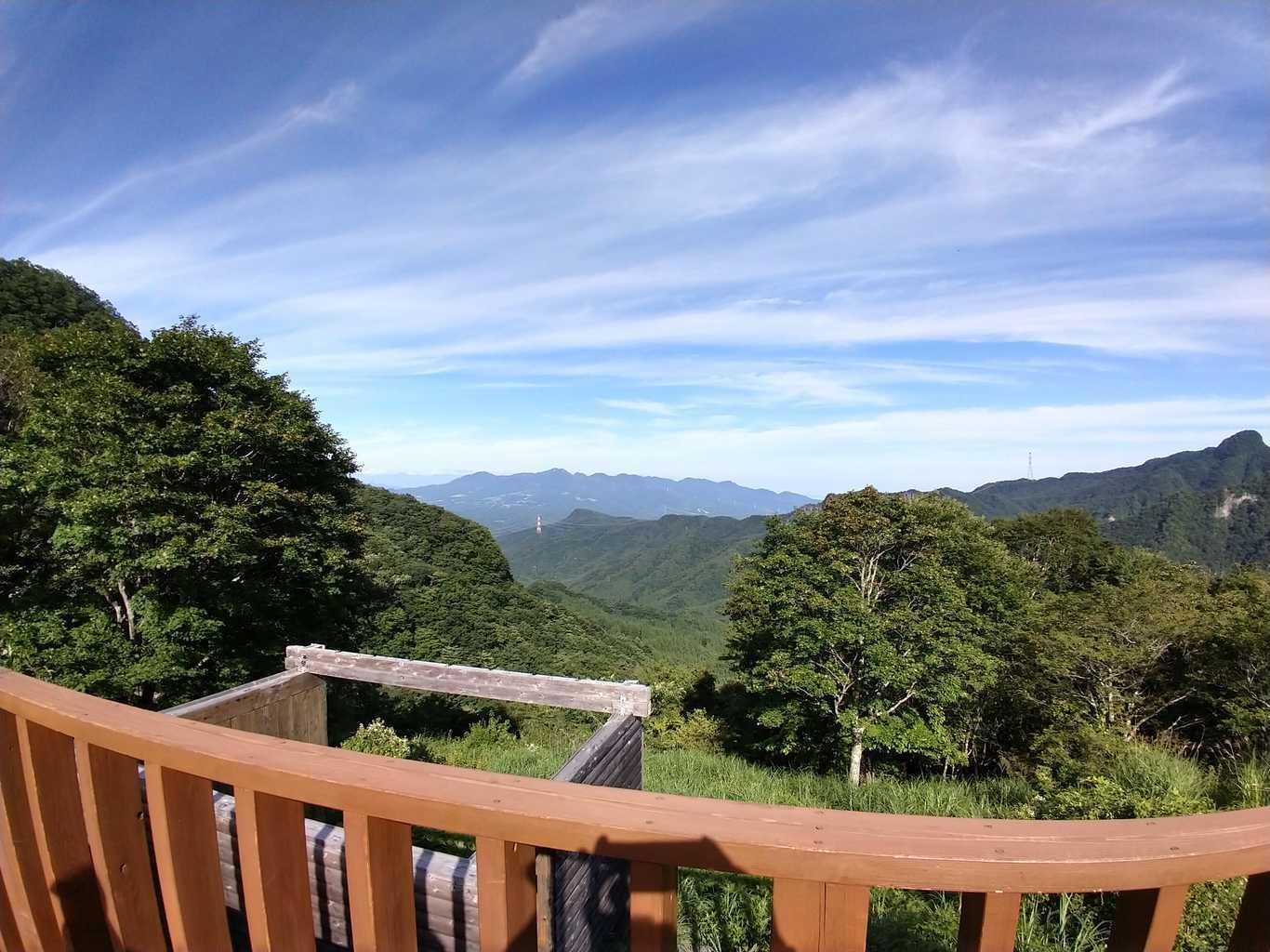 わらび平森林公園キャンプ場 の写真p