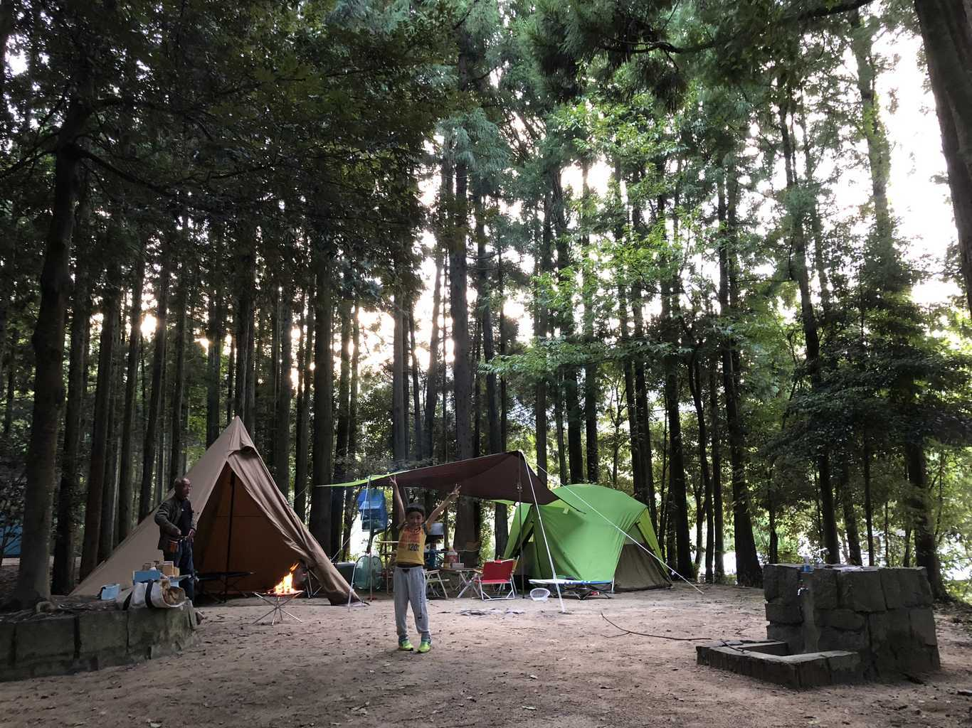 カヌーの里おおちオートキャンプ場 の写真p