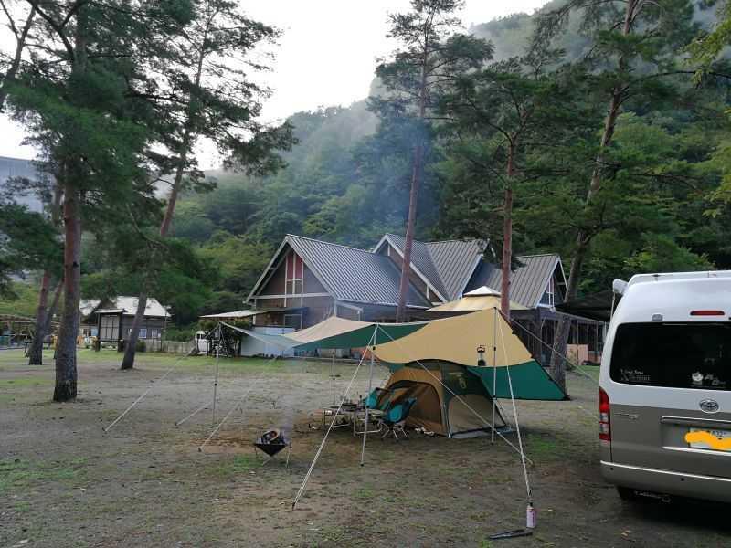『きなりの郷』下北山スポーツ公園キャンプ場 の写真p