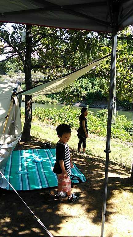 立神峡里地公園 キャンプ場 の写真p