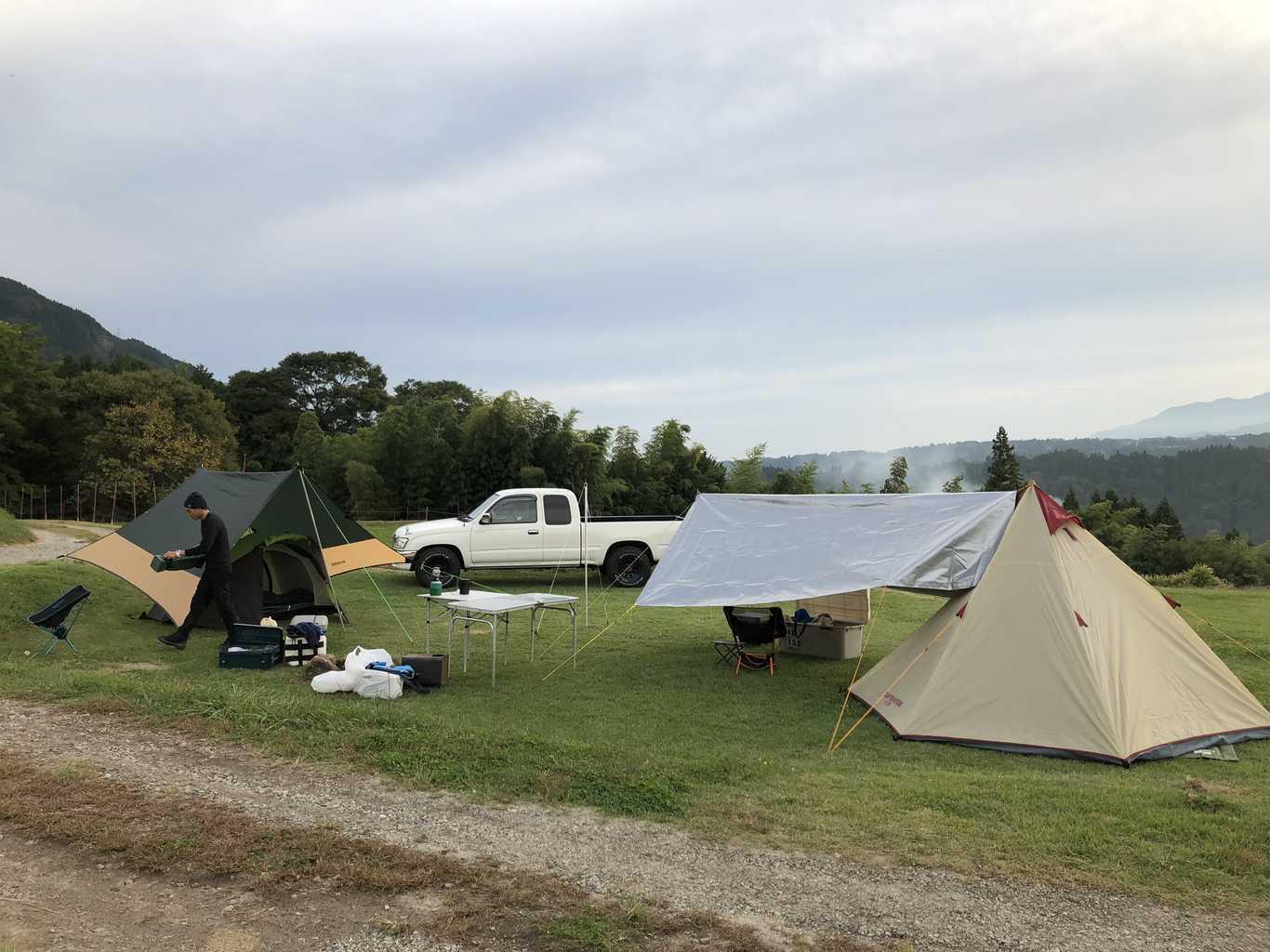 いなかの風キャンプ場 の写真p