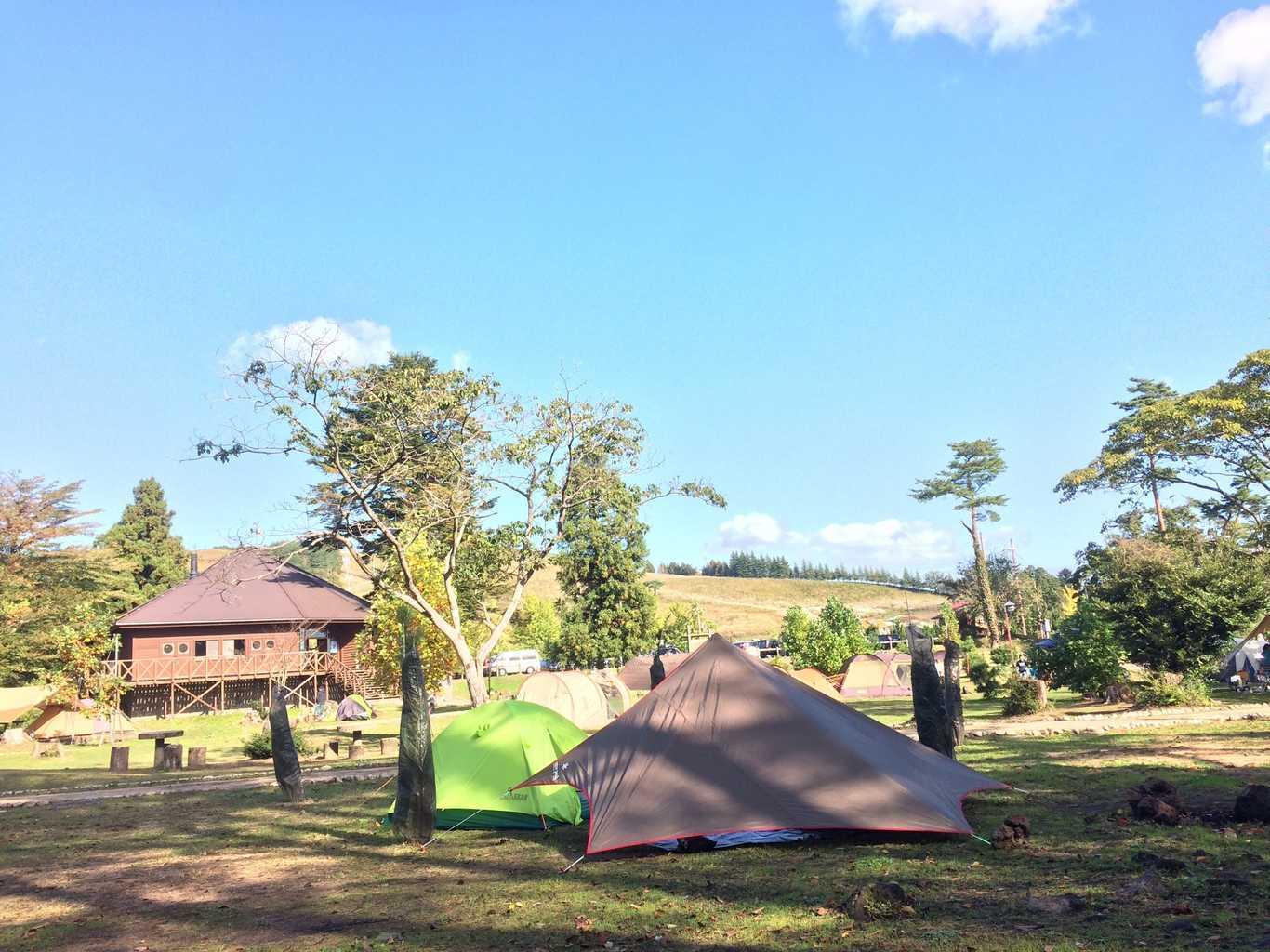 神鍋高原キャンプ場 の写真p