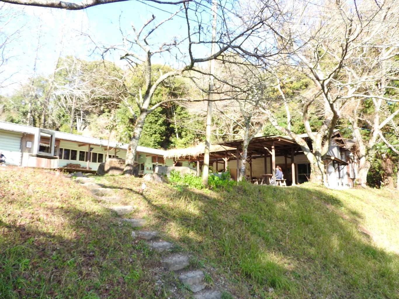 バルンバルンの森(洞門キャンプ場) の写真p