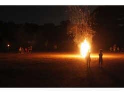 千葉県 清水公園 キャンプ場 のイベント関連写真e347(4)