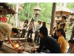 長野県 千年の森自然学校 のイベント関連写真e265(4)