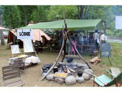 福井県 和泉前坂家族旅行村 前坂キャンプ場 のイベント関連写真e373(4)