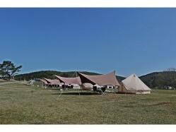 兵庫県 峰山高原リゾート 星降る高原キャンプ場 の新着関連写真t607(1)
