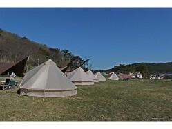 兵庫県 峰山高原リゾート 星降る高原キャンプ場 の新着関連写真t607(3)
