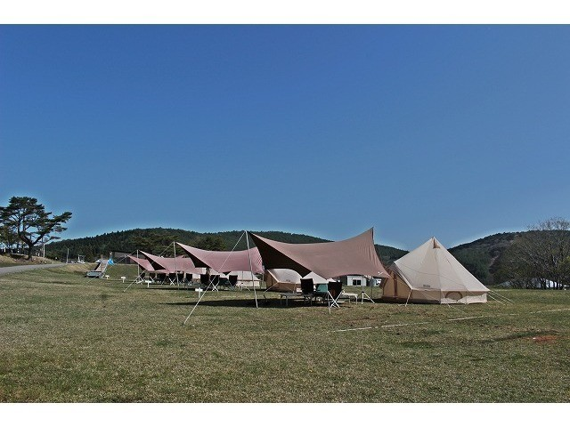 兵庫県 峰山高原リゾート 星降る高原キャンプ場 の新着関連写真t103(1)