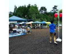 長野県 白馬森のわさび農園オートキャンプ場 のイベント関連写真e418(1)